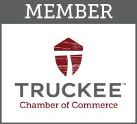Truckee Chamber of Commerce Member badge