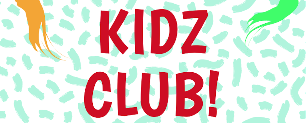 Kidz Club graphic